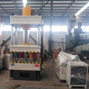 粉末成型液压机(200吨四柱液压