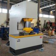 定制型150吨单柱液压机