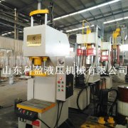 定制型20吨单柱液压机